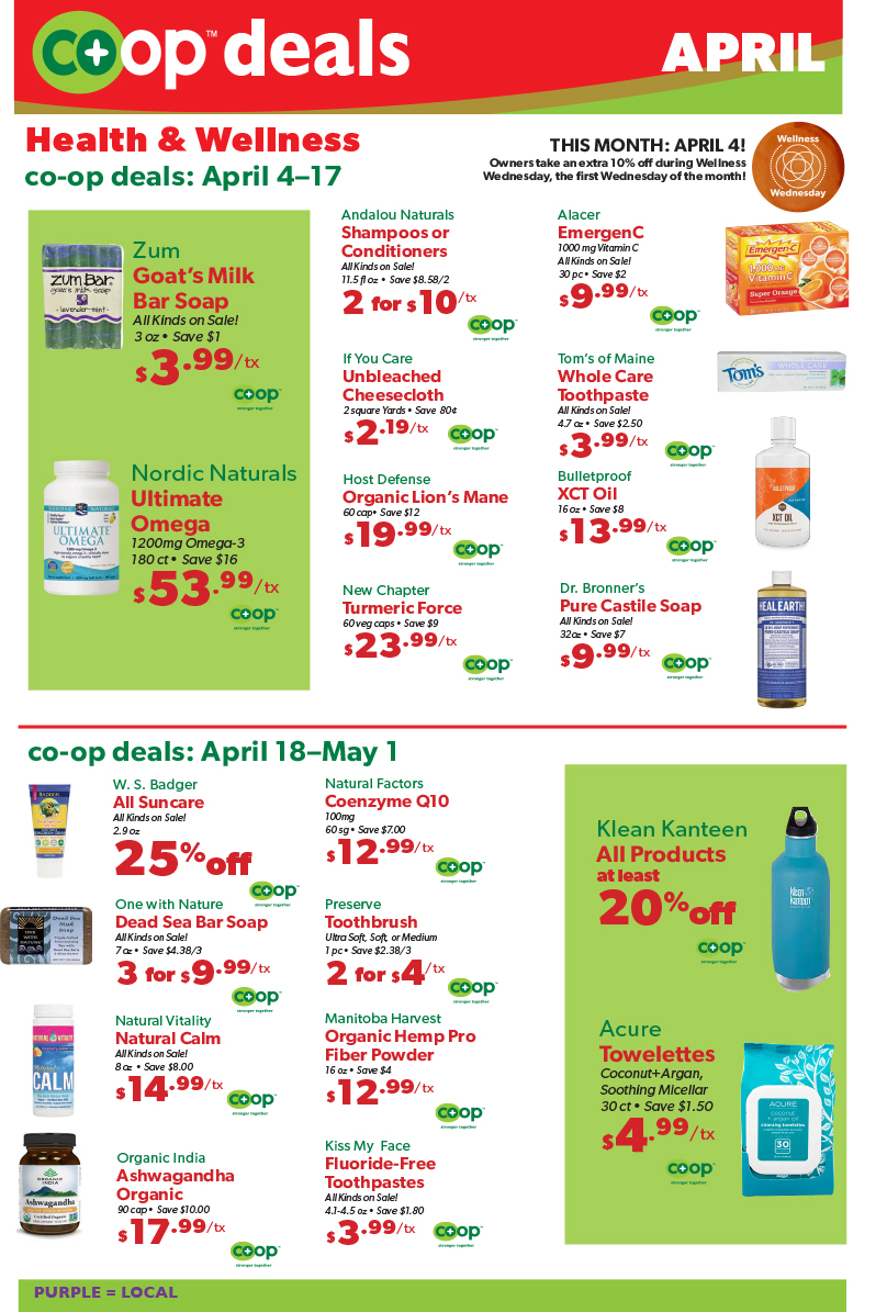 April Co op Deals 1