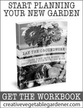 Creative Vegeatble Gardener