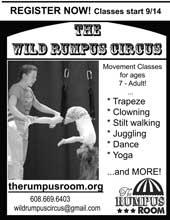 The Wild Rumpus Circus