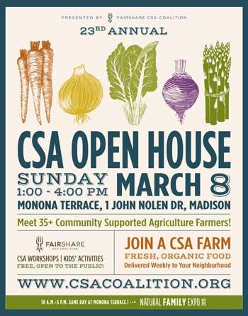 CSA Open House