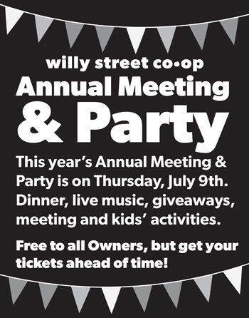 Annual Meeting & Party