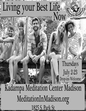 Meditation in Madison