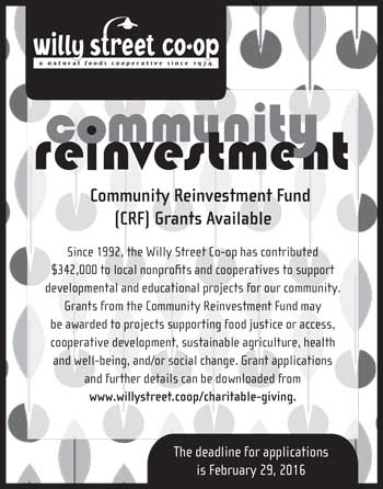 Community Reinvestment