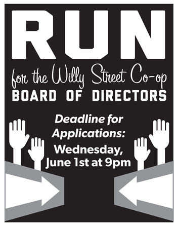 Run for the Board