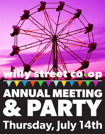Annual Meeting and Party