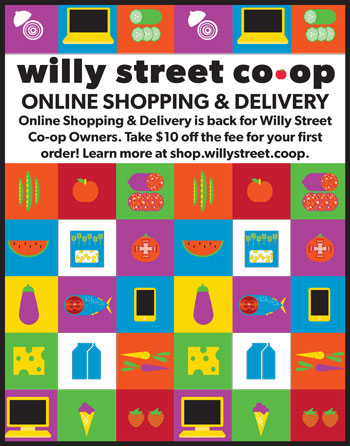 Online Shopping, Delivery & Pick-up Service Coming Soon