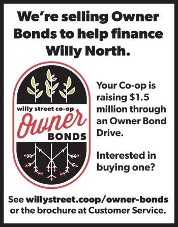 Willy North Owner Bonds sale