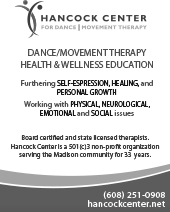 Hancock Center for Dance & Movement Therapy