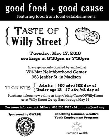 Taste of Willy Street