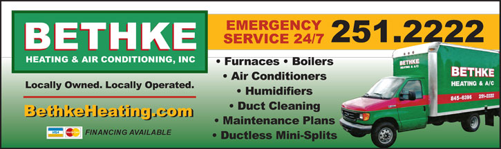 Bethke Heating & Air Conditioning