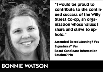 Bonnie Watson