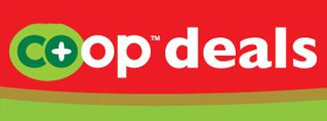 Co-op Deals monthly promo
