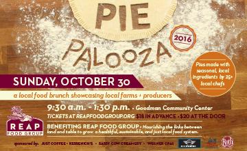 REAP Pie Palooza