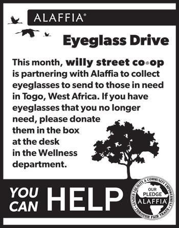 Alaffia Eyeglass Drive