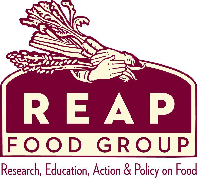 REAP Food Group logo