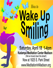 Wake up Smiling