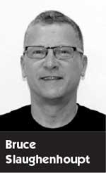 Board Candidate: Bruce Slaughenhoupt