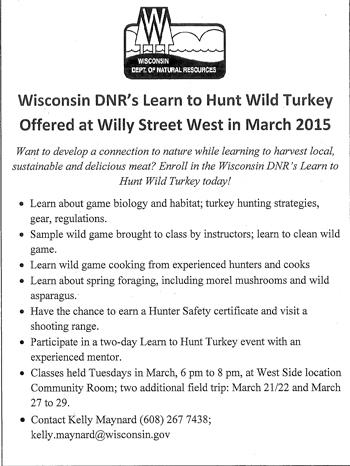 Leanr to Hunt Wild Turkey