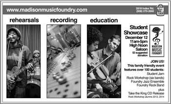 Madison Music Foundry