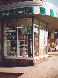 Willy Street Co-op at 1202