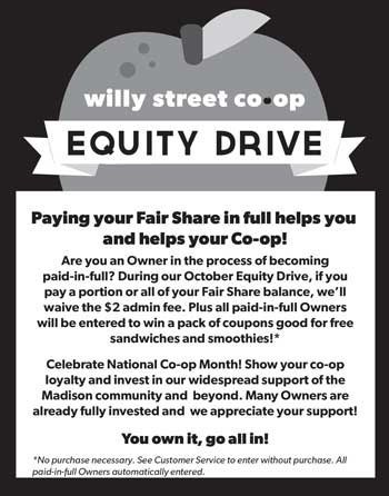 Equity Drive