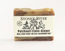 Stoney River Patchouli-Clove-Ginger soap